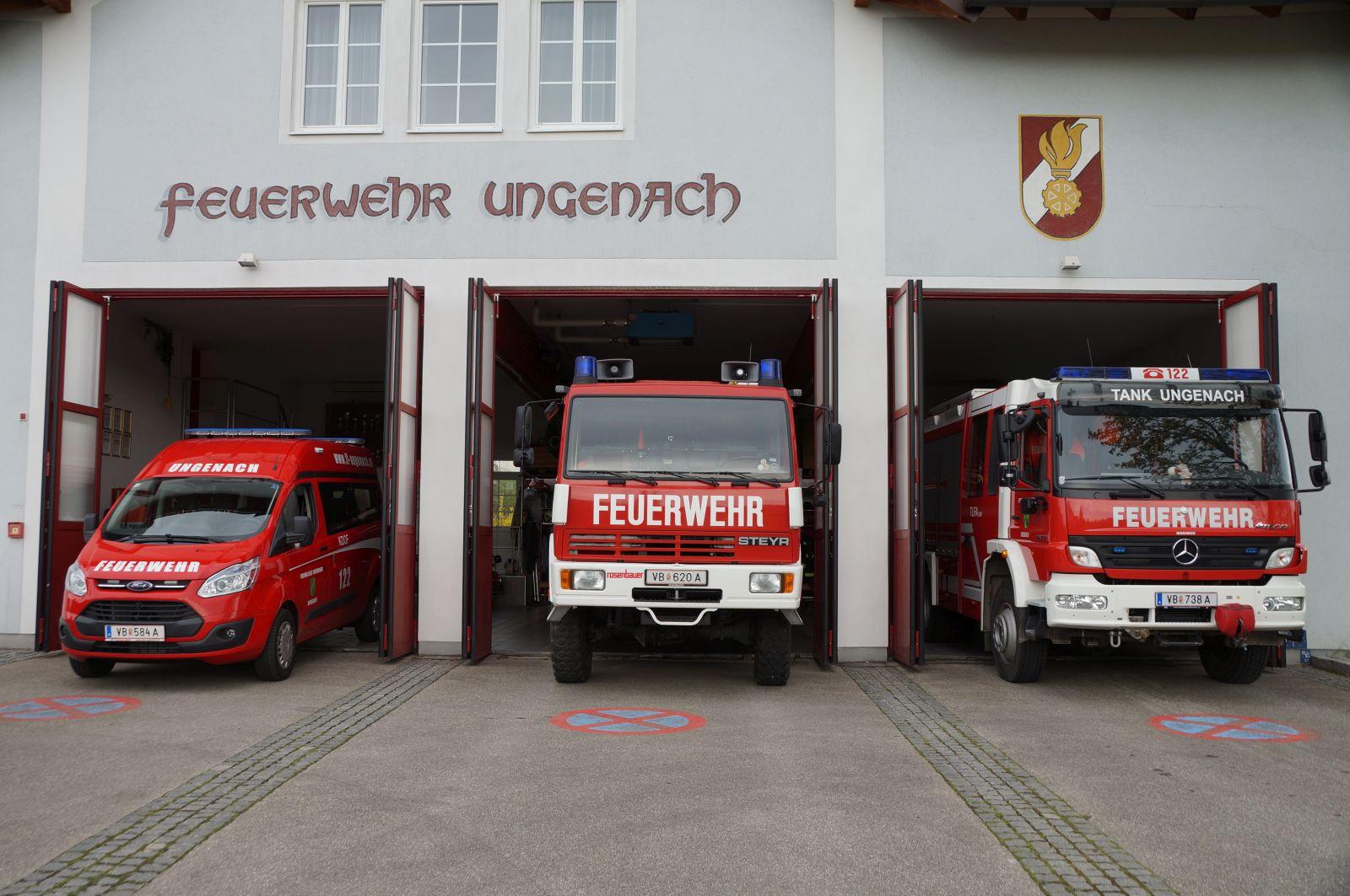 Feuerwehrdepot